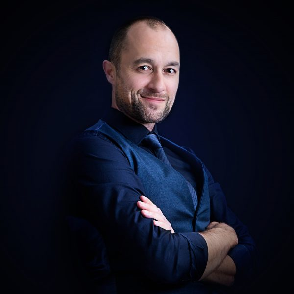Marc Bombeeck gudok business portret