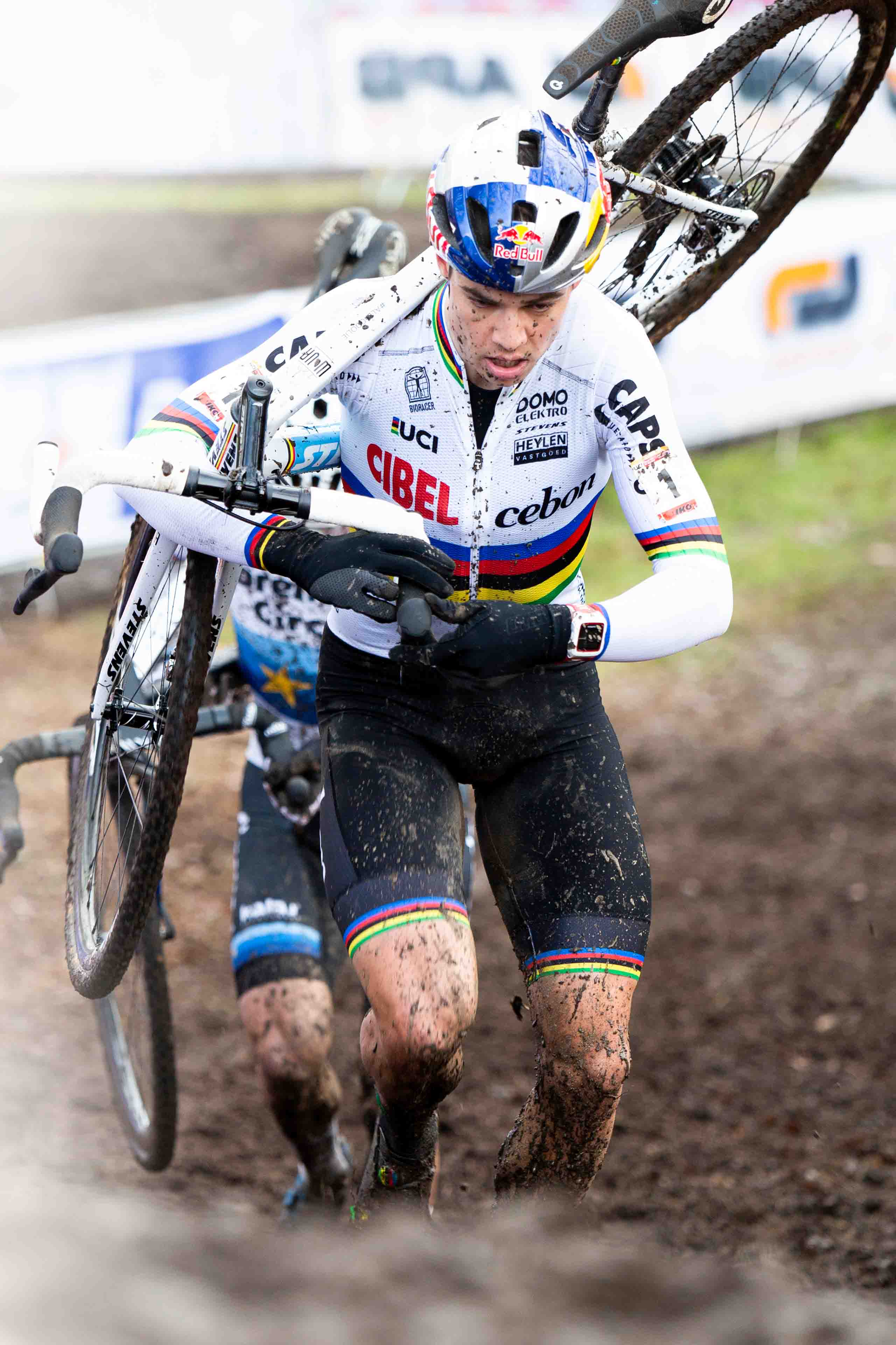 Cyclocross gudok sportfotografie