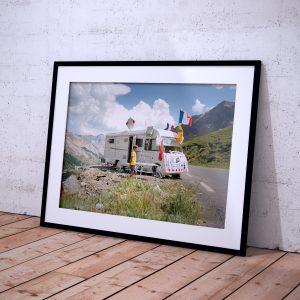 Tour de France TDF Gudok Photography Galibier Col
