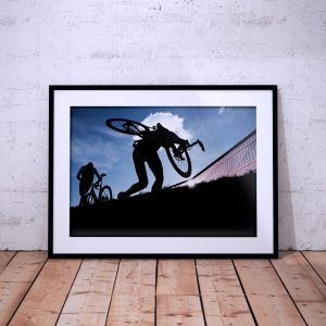 gudok print photography sport cyclocross art fotografie