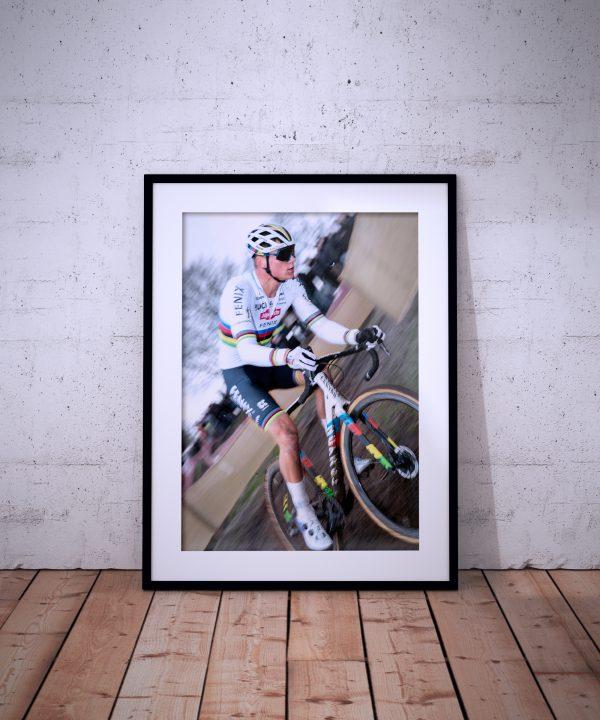 MvdP Mathieu van der Poel Gudok Photography Photo Sport Actie Wall Art